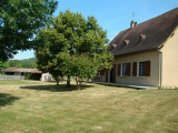 Dordogne, Nr Le Fleix - 3 double bedroom Perigordian house with a pool
