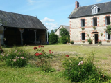 Manche, Nr Le Tilleuil - 4-5 bedroom farmhouse with land ready for modernisation