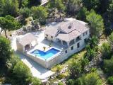 villa For Sale in Jalon Valley Costa Blanca South Spain