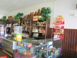 Café Snack-Bar restaurant with terrace
