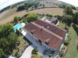 Luxury Villa in Charente France For Sale by Owner with Rental Business