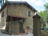 Renovated stone house