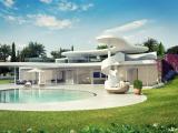 Detached Villa For Sale in Casares Málaga Spain