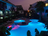 CAPE VERDE - CVDP084 BEACH FRONT, SPACIOUS, FURNISHED, 1 BED APARTMENT, CORNER PROPERTY PRIVATE POOL