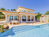 VILLA BAHAMAS in Javea, Costa Blanca North