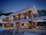VILLA FIDJI in JAVEA, Costa Blanca North