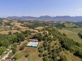 Vista su Gubbio - accommodation business for sale in Umbria
