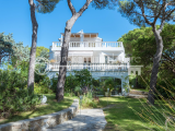 Exclusive villa for sale in Quercianella, Tuscany with sea view and swimming pool