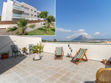 Penthouse For Sale in Arenal Beach Alicante Spain