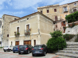 Traditional 3 bed townhouse in Scalea's old town