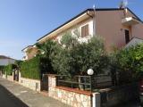 Terraced villa