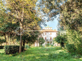 Historic 19th century estate to be restored for sale on the hills of Pisa, Tuscany
