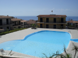 Large two bed apartments with swimming pool