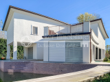 Newly built luxury villa with thermal pool for sale in Forte dei Marmi, Tuscany