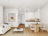New 2 bedroom apartment in Lisbon