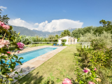 Charming villa with swimming pool for sale in Camaiore, Tuscany
