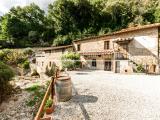 Characteristic stone farmhouse for sale in Camaiore, Tuscany