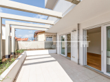 Apartment with terraces and parking space for sale in Lido di Camaiore a few steps from the sea