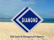 Diamond Properties Algarve logo
