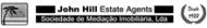 John Hill - Sociedade de Mediação Imobiliária, Lda logo