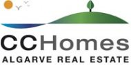 CCHomes Algarve Real Estate logo