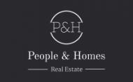 People & Homes | João Marques logo