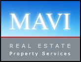 MAVI REAL ESTATE logo