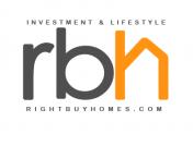 RightBuy Homes logo