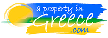 A Property in Greece logo