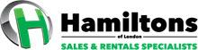 Hamiltons of London logo
