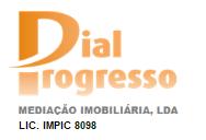 Dialprogresso - Mediação Imobiliária Lda logo