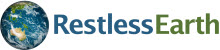Restless Earth logo