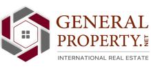 General Property International Real Estate logo