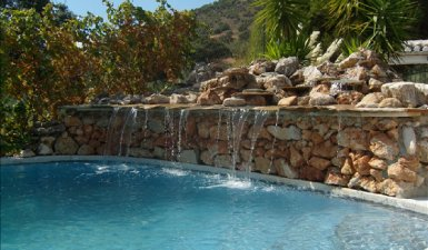 Country House Area Of Lake Iznajar, Cordoba, Andalusia, Spain
