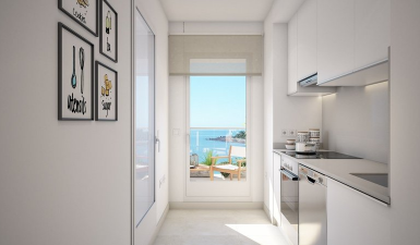 apartment For Sale in Estepona Málaga Spain