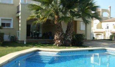 BARGAIN! Apartment for sale on prestigious La Sella, near Denia!