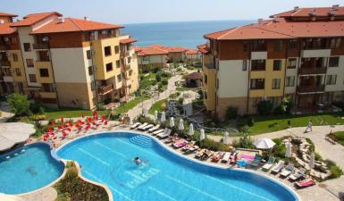 3 Room Apartment For Sale in Sveti Vlas Bulgaria