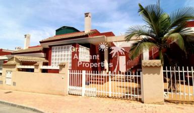 Bungalow For Sale in Gran Alacant Alicante (Costa Blanca) Spain