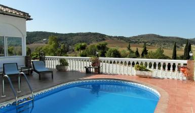 villa For Sale in Almogia Malaga Spain