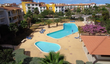CAPE VERDE - CVDP105 GORGEOUS, VERY SPACIOUS, 1 BED PENTHOUSE ON VILA VERDE - ATRIPLEX. FULLY FURNIS