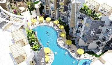 Studio Apartment For Sale - Newly Launched Resort