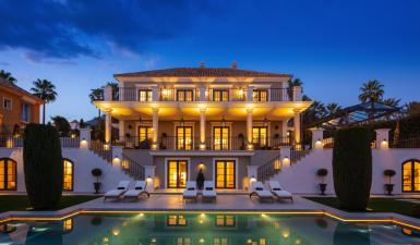 Villa For Sale in Marbella Malaga Spain
