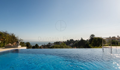 4-bedroom property with swimming pool and garage for sale in Alto do Lagoal, Oeiras