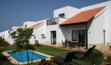 CAPE VERDE - CVDP155 - FABULOUS 3 BED, 3 BATH VILLA ON 5* RESORT OF DUNAS. FULLY FURNISHED, WELL FIT