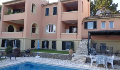 Stunning Corfu Villa located in the Exclusive Suburb of Kommeno