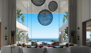 Villa For Sale in Benahavis Malaga Spain