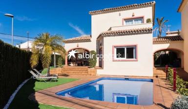 VILLA For Sale in ALTEA Alicante Spain