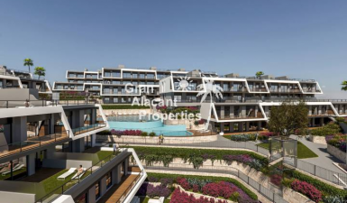 Apartment For Sale in Gran Alacant Alicante (Costa Blanca) Spain