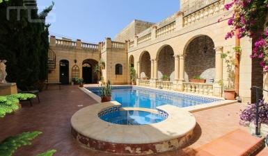 Farmhouse For Sale in Għarb Gozo Malta