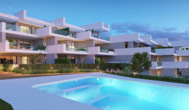 Penthouse For Sale in Manilva Costa del Sol Spain